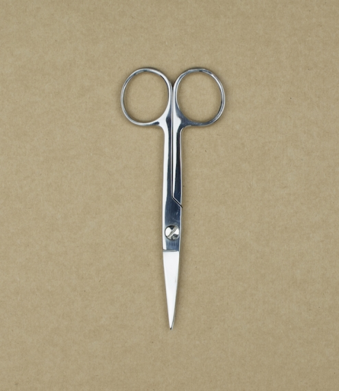 "5"" surgical grade stainless steel twin sharp tips for accurate cutting. Made in Sheffield by William Whiteley & Sons, scissor makers since 17.."