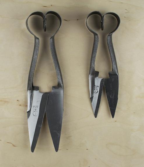 Garden or topiary shears