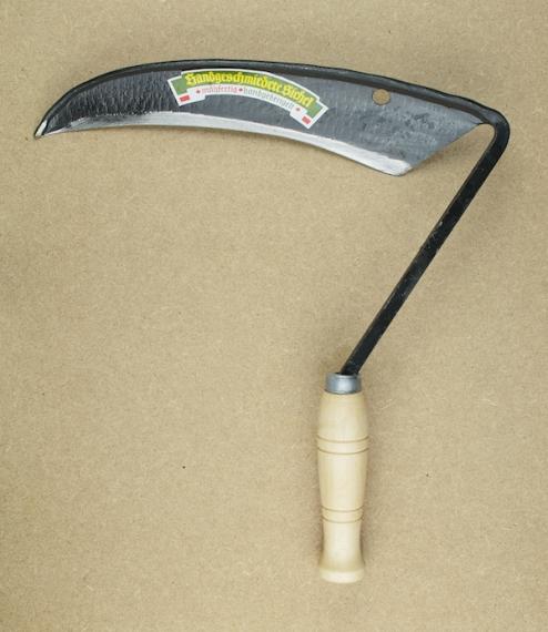 Austrian scythe sickle