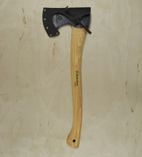 Handforged Swedish axes