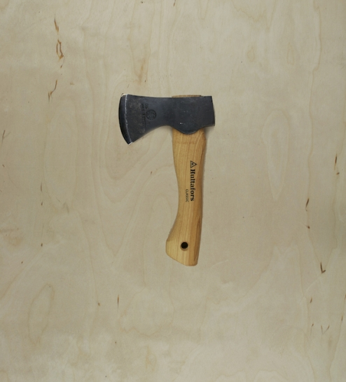 Swedish mini hatchet