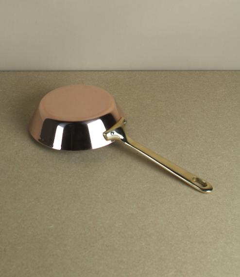 Copper blini pan
