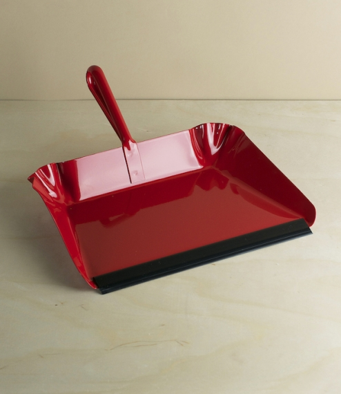 Dustpan no.2 - red