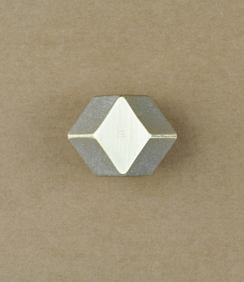 Ihada paper weight, rhombus