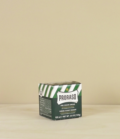 Proraso, Italian shaving soaps and lotions
