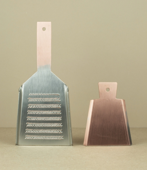 Copper oroshiki (graters)