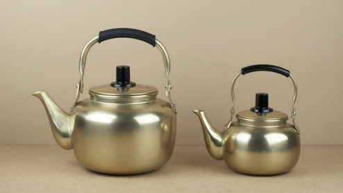 Korean makgeolli kettles