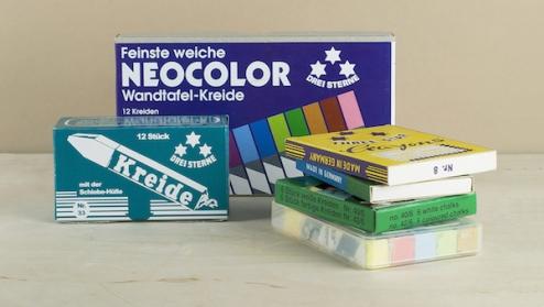 NEOCOLOR chalk