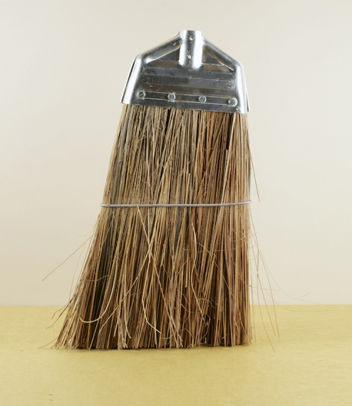Finnish caretaker's broom