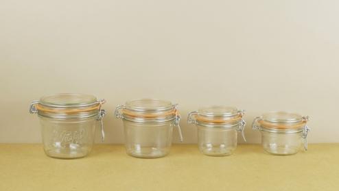 Le Parfait terrine jars