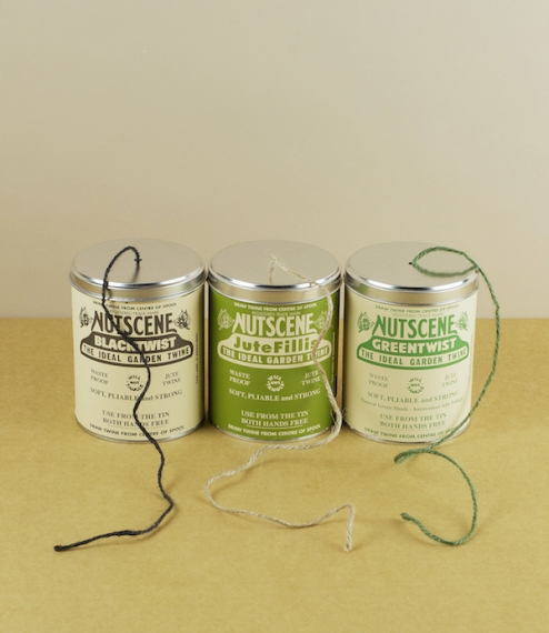 Tin of Twine green