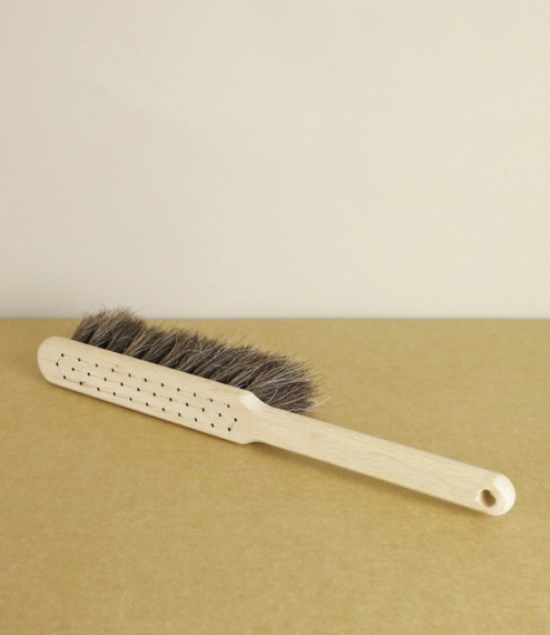 Hand broom no.3 - horse hair