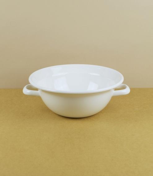 2 handled bowl (small)