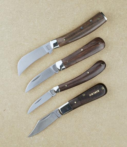 Arthur Wright pocket knives