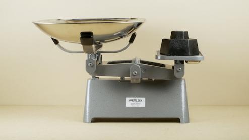 Weylux 70NT 'King' scales
