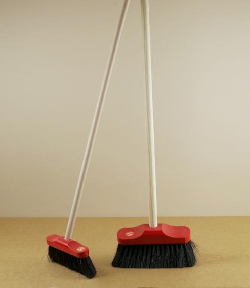Child's room broom