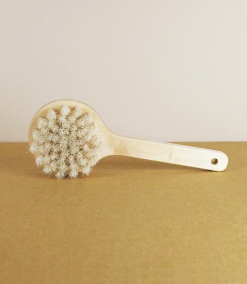 Finnish bath and sauna brush