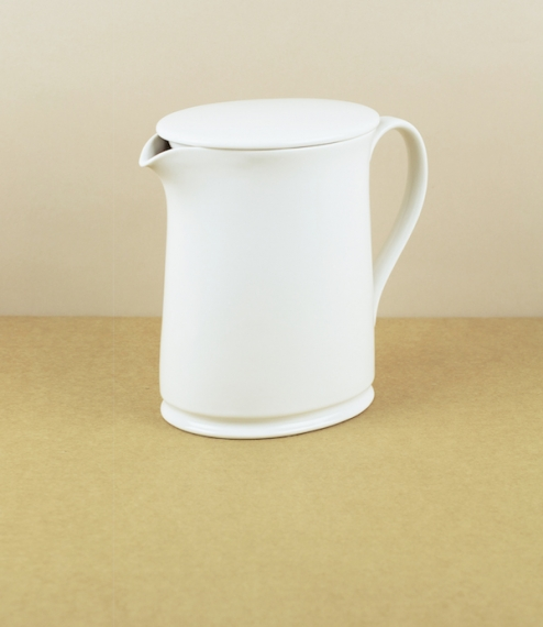 Japanese pitcher with lid