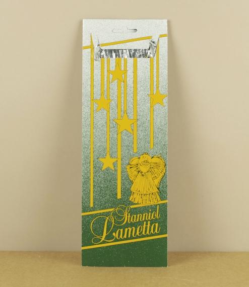 Eis-Lametta tinsel