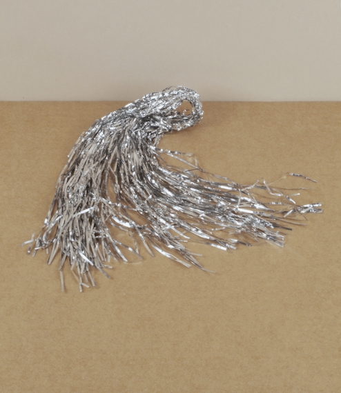 Genuine stanniol (tinfoil) lametta tinsel from Eppstein in Germany. Originating as extruded silver strand in the early 1600's, lametta was by the ..