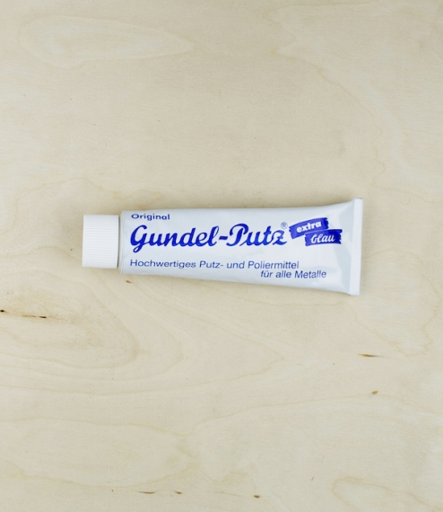 Gundel-Putz polishing or stropping paste