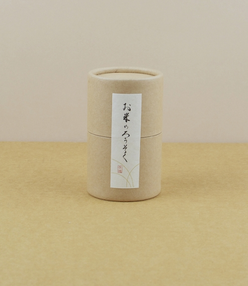 20 rice wax candles 80mm