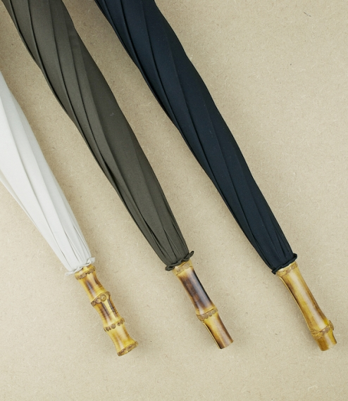 Whangee cane umbrellas
