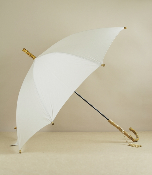 Lightweight city umbrellas or parasols handmade by the craftsmen of Wakao umbrella studio of Taitō City, Japan - umbrella makers, pedagogues, and rest..