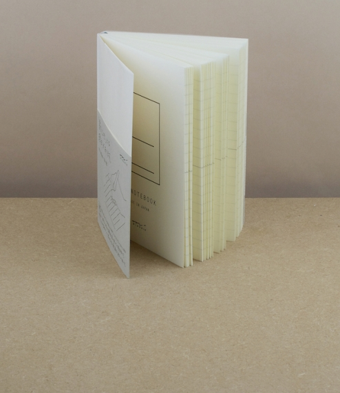 Made in Japan of Midori Diary paper, a paper developed from the founding of the Midori company in 1950 and used extensively in-house as the medium of ..
