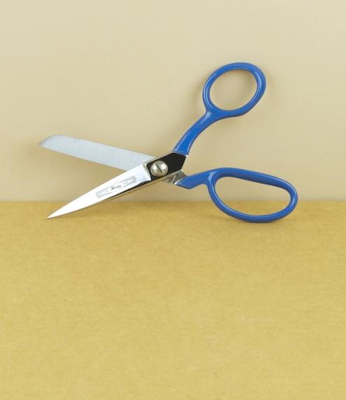 Cutting out scissors