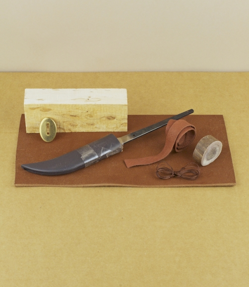 Karesuando knife making kit