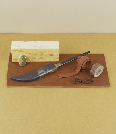 Karesuando knife making kit