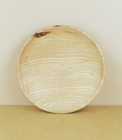Hand turned hardwood plates & bowls