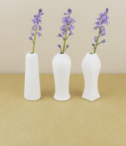 Jicon flower vases