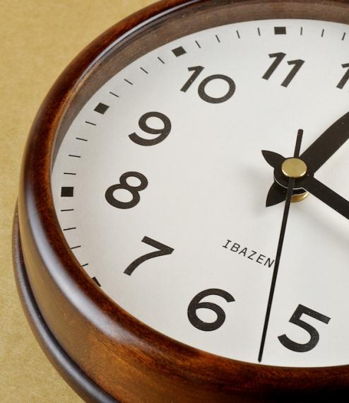 Ibazen clock