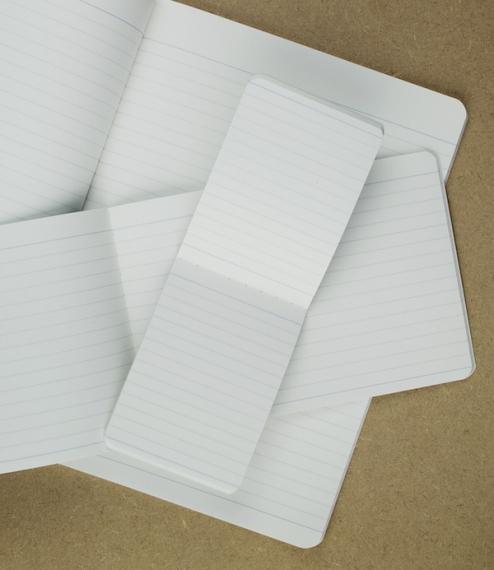'Foolscap' notebooks, B5, B6, A7