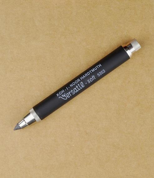 Versatil 'soft' clutch pencil