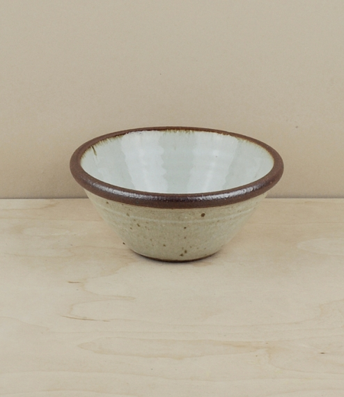 Small bowl, white (about 12cm dia)