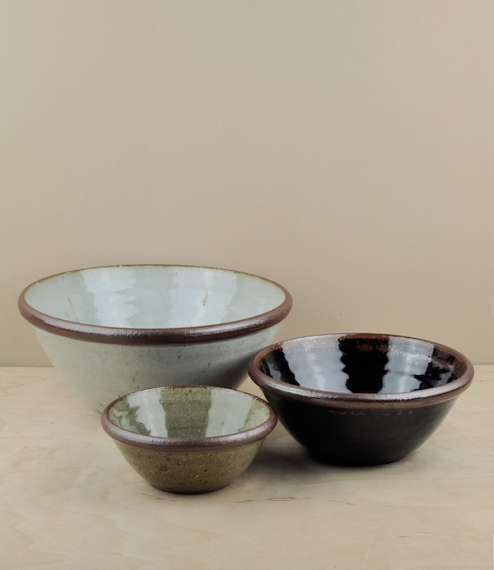 In 1920 Bernard Leach returned from 11 years in Japan to found (with Hamada Shōji) a Pottery in St Ives. Inspired by the ideals of the Mingei folk art..
