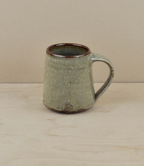 Small mug, green (about 8cm high)