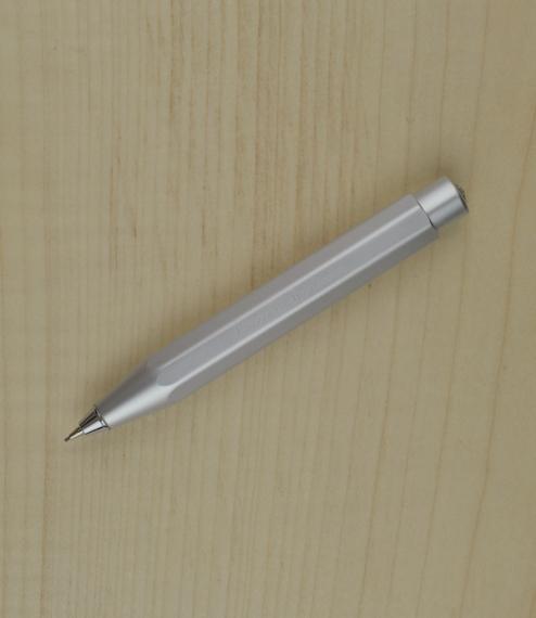 Kaweco propelling pencils in brass or aluminium