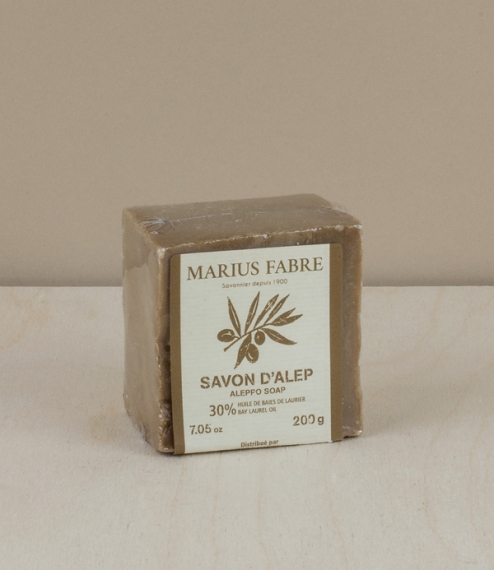 Savon d'Alep 200g, 30 percent laurel oil