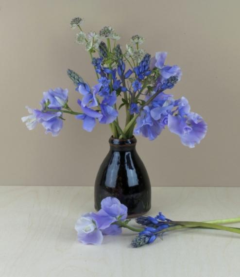 Leach Standard Ware bud vase