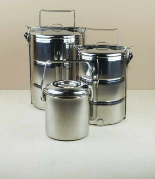 Pinto (tiffin) food carriers