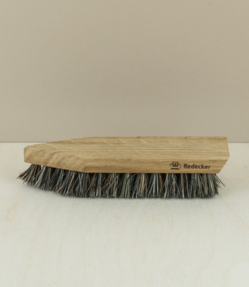 Shoe cleaning brush (shoe scrubber)