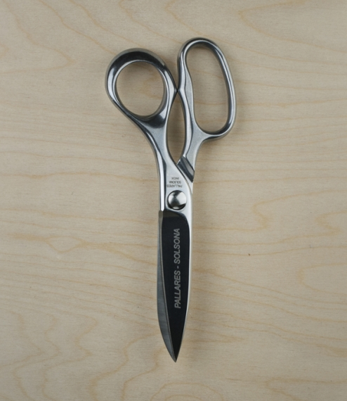 Pallarès professional kitchen scissors, 9""
