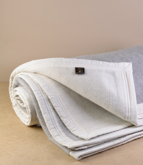 Blanket Cardada, 60% alpaca 40% wool blanket