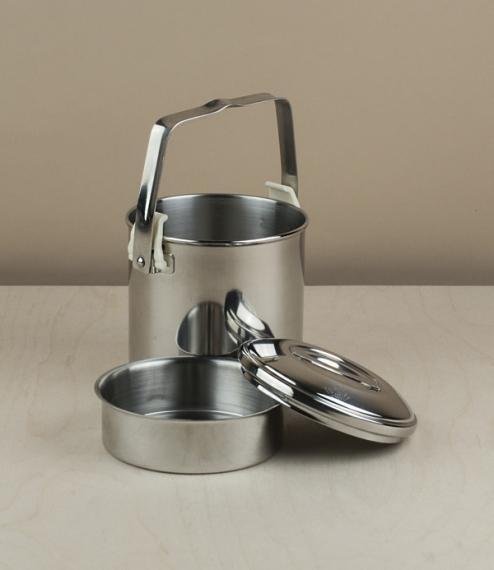 10cm pinto (tiffin) loop handled pot