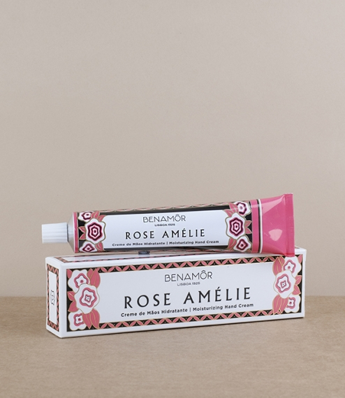 Rose Amélie Moist. Hand Cream 50ml