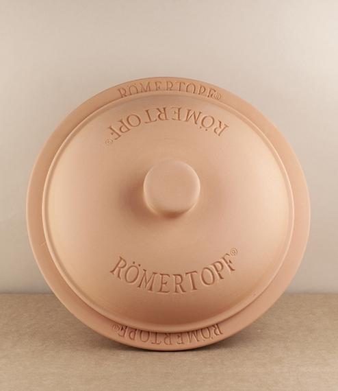 Circular baking pot